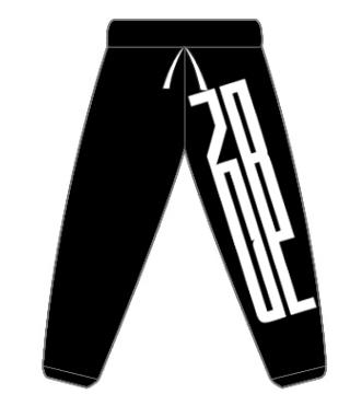 gildan-no-pocket-sweatpant-s18200 black